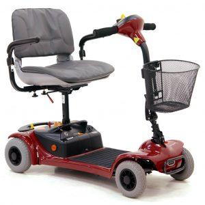 Kompaktowe skutery