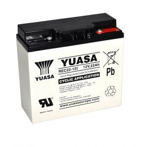 Bateria YUASA REC22-12V