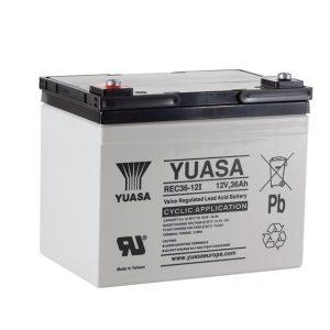 Bateria YUASA 36-12V
