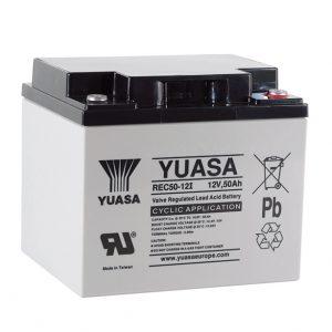 Bateria YUASA REC50-12V