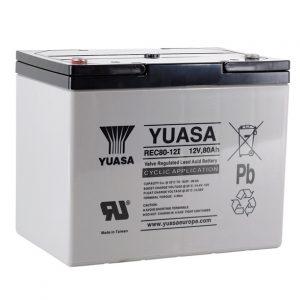 Bateria YUASA REC80-12V