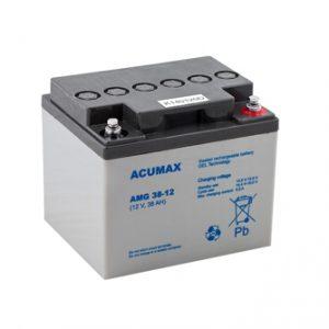 Bateria AMG 38 Ah – 12V ACUMAX GEL